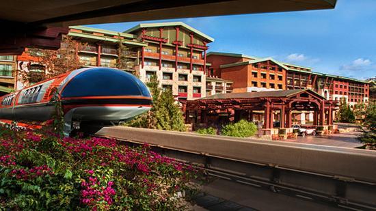 加州迪士尼大酒店
