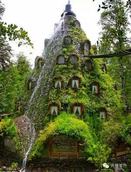 智利·魔术山旅馆