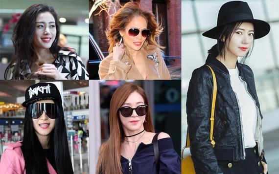 """范冰冰高圆圆最时髦的女明星都是""""太阳色""""的Big fan"""
