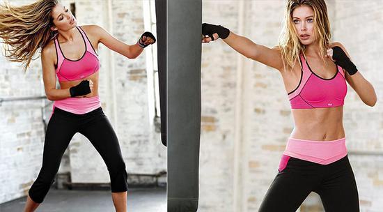 神奇的拉伸瘦腿教程 不看你锻炼也是白练