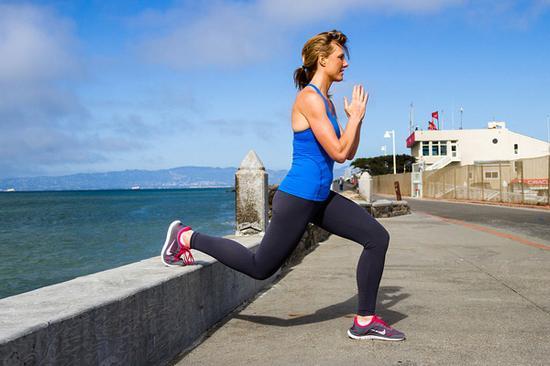 跑步后增加力量训练