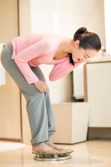 体重并不能准确的反映出你的减肥成果