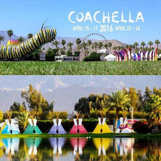 Coachella音乐节