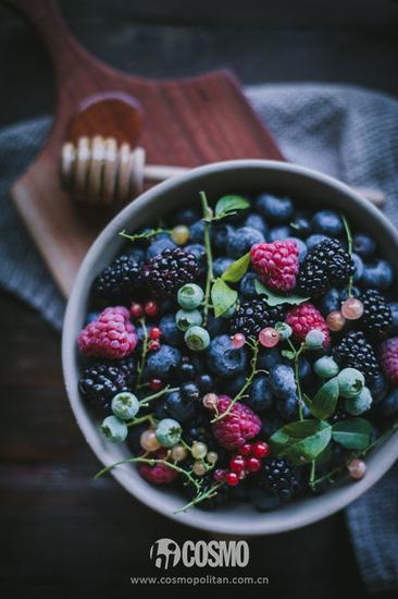 水果补充养分