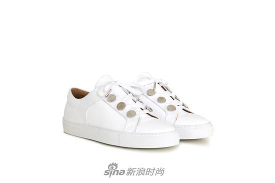 Carven 白色球鞋
