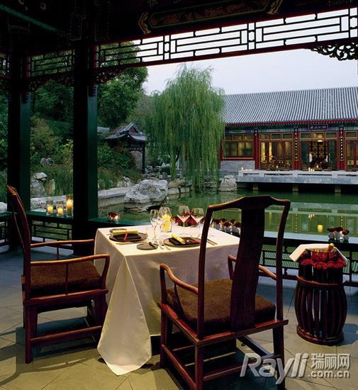 闲情漫游中国园林