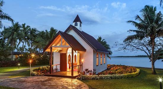 Sofitel Beach Chapel