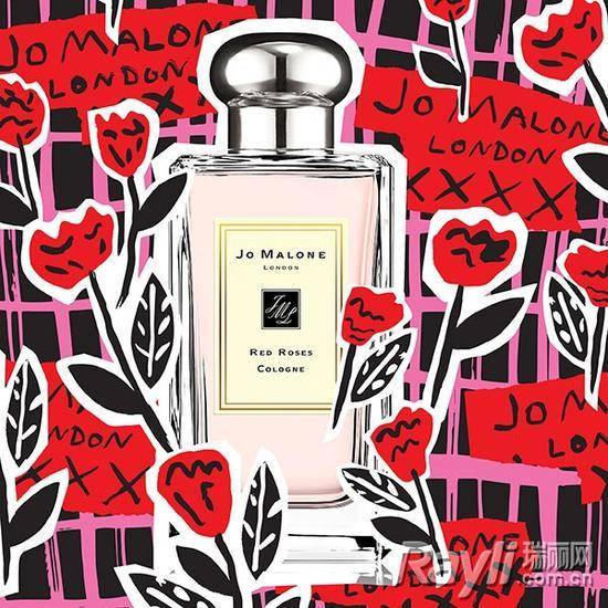 Jo-Malone-London祖・玛珑红玫瑰香氛系列