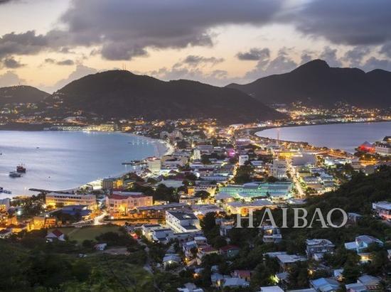 荷属圣马丁 St. Maarten