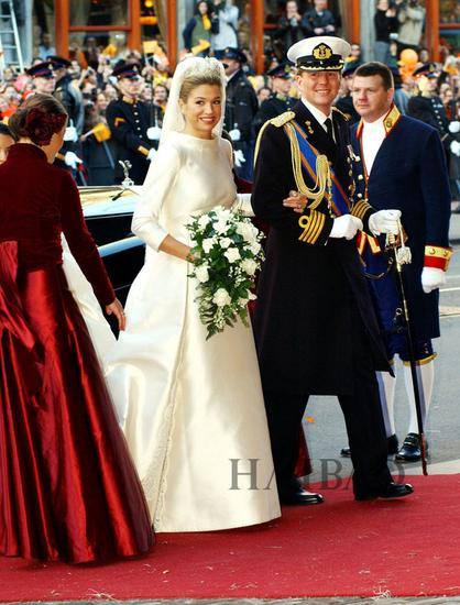 荷兰王室婚礼