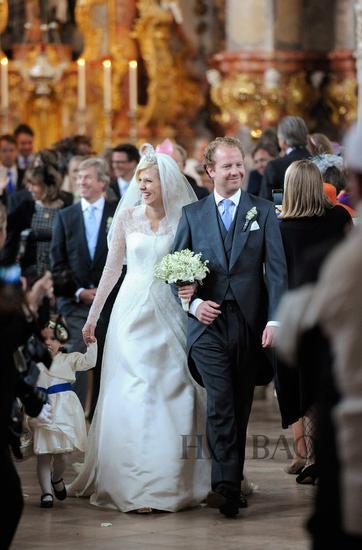 德国王室贵族婚礼