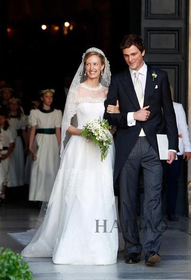 比利时王室婚礼