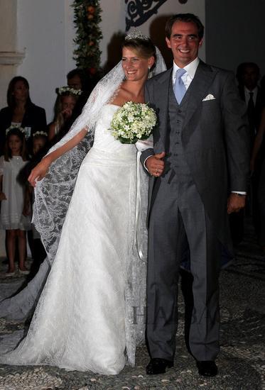 希腊王室婚礼