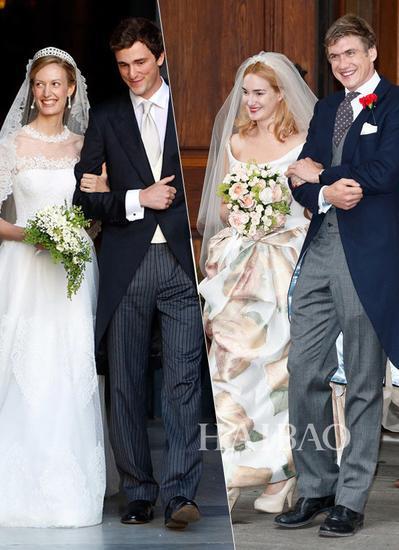 当代欧洲王室的婚礼