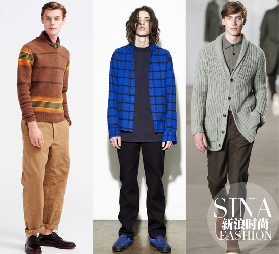 暖男造型:JCrew、Steven Alan、Todd Snyder 2016秋冬男装