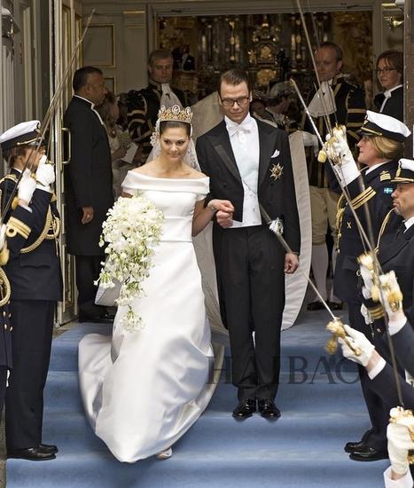 瑞典王室婚礼