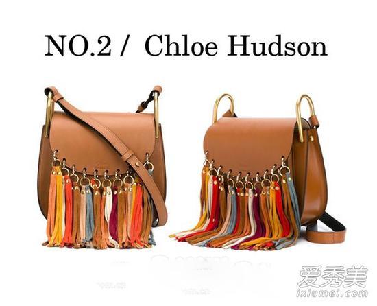 Chloe Hudson小牛皮手袋 RMB约15000