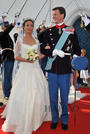 丹麦王室婚礼
