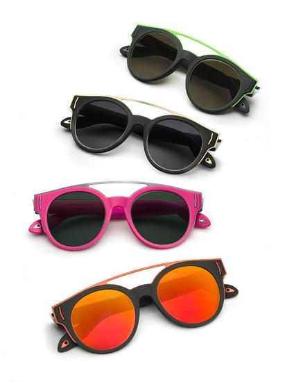 Givenchy Bridges 霓虹色系太阳眼镜