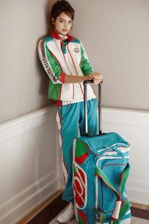 Ermanno Scervino为阿塞拜疆共和国国家队设计奥运队服