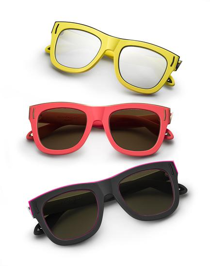 Givenchy Staple 霓虹色系太阳眼镜
