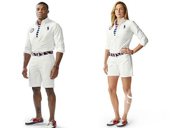 美国体育代表团:Polo-Ralph-Lauren