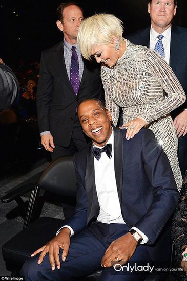 Jay-Z与Rita Ora