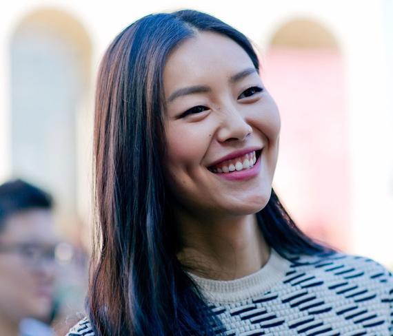 刘雯   在上一季《我们相爱吧》里的大表姐刘雯就图片