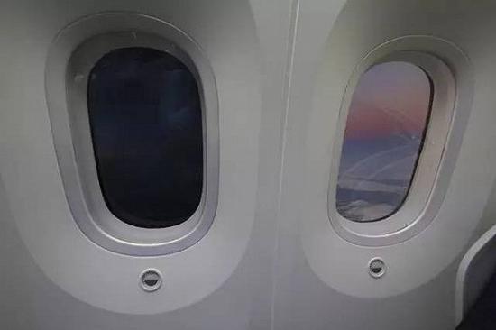 飞机舷窗为什么都是大致圆形的呢?