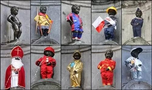 撒尿小童比利时·布鲁塞尔