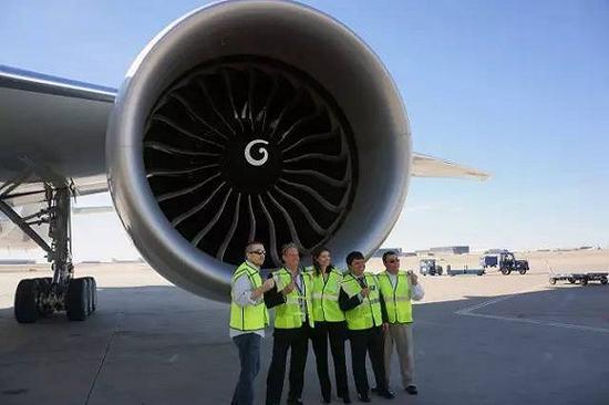 飞机一个喷气发动机有多大功率呢?