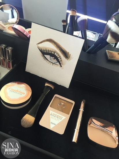巴黎欧莱雅彩妆新品
