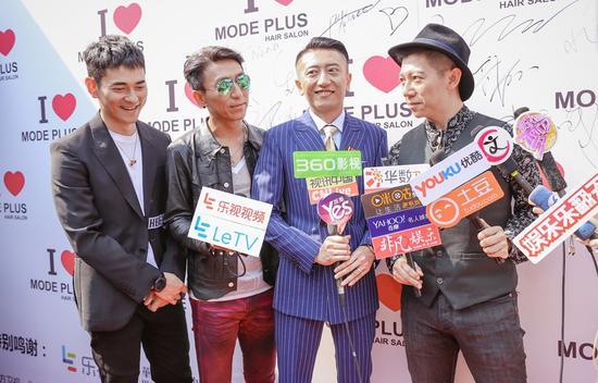 """【淘宝贝】""""那里""""开了Mode Plus 李晨nic、羽泉跨界投资亮相"""