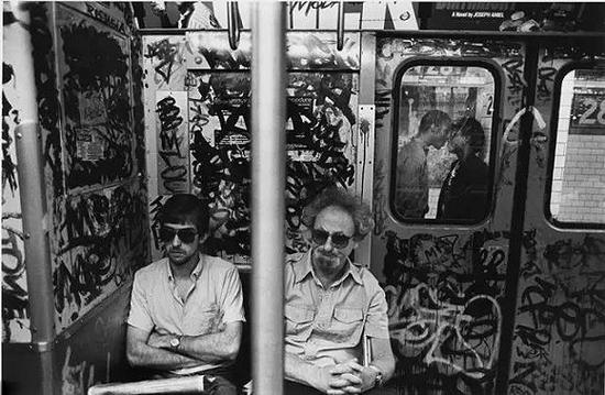 上世纪80年代的纽约