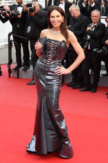 Mona-Ayoub-Cannes-2015-Black-Dress