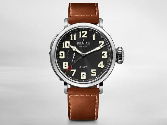 真力时TYPE 20 GMT系列03.2430.693/21.C723腕表