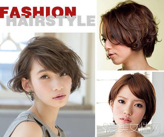 短发季来了 女生短发最新发型看这里