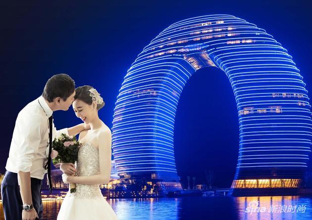 范志毅9号在湖州月亮酒店大婚