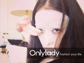 倪妮的护肤秘诀其实很简单,就是敷面膜