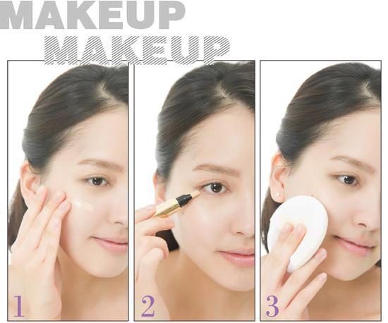 POINT2 控油上妆技法,自然轻薄是关键