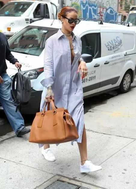 白衬衫裙5