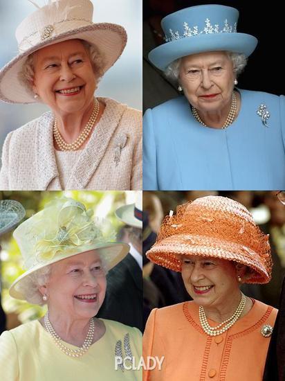 英女王的珠宝