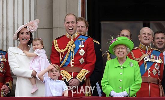 伊丽莎白二世的官方90大寿庆典