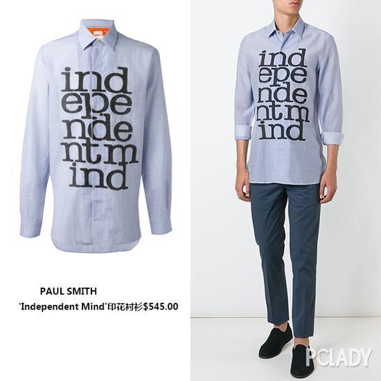 Paul smith 衬衫