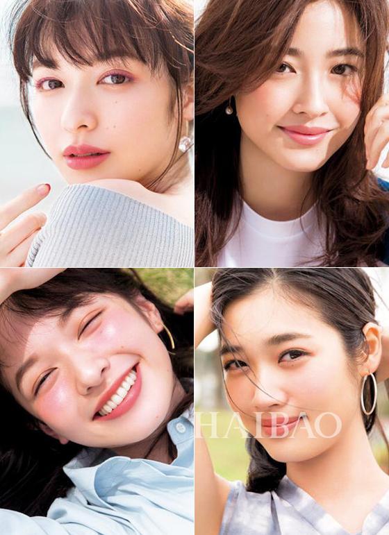 7款夏日妆容