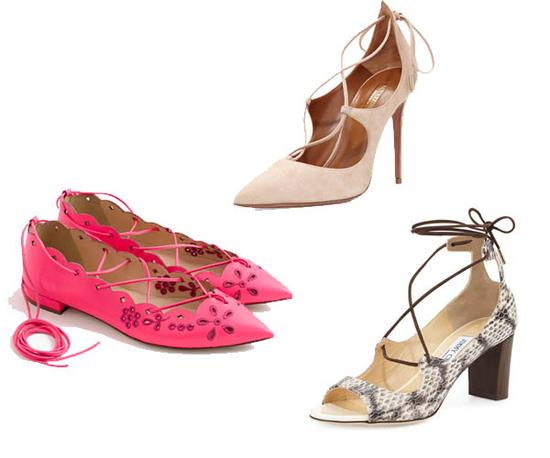 绑带鞋单品推荐
