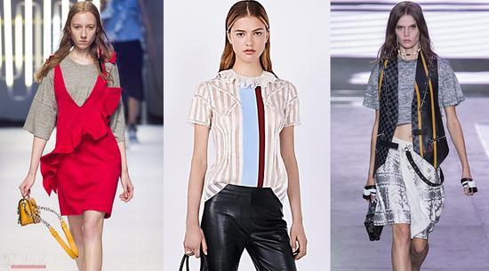 MSGM 2016春夏系列;Louis Vuitton 上装LOOKBOOK;Louis Vuitton 2016春夏系列