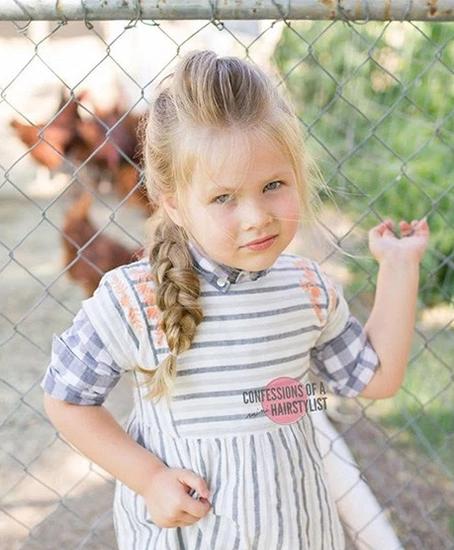 5岁小萝莉Magnolia