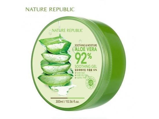 Nature Republic自然乐园芦荟胶