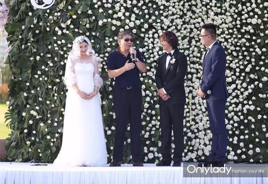 斓曦婚礼现场